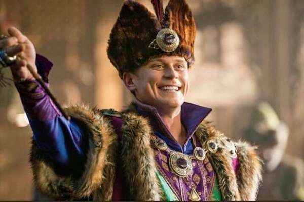 'Aladdin' Spinoff Movie in the Works With Billy Magnussen for Disney+