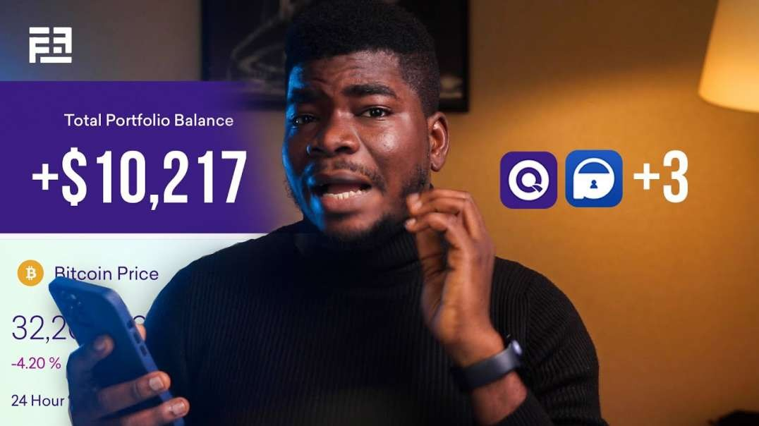 I made $10,000 with these 5 Nigerian Fintech Apps!